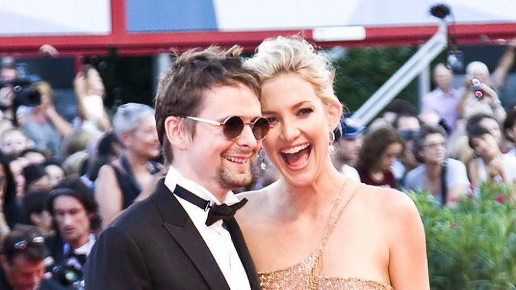 Matt Bellamy, Kate Hudson
