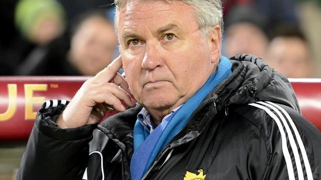 Euro 2016 - Dutch FA appoint Hiddink, and his successor