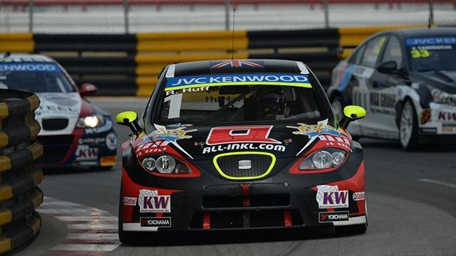 WTCC - Huff fastest in Macau test