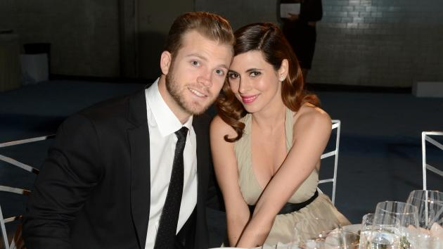 Cutter Dykstra and Jamie-Lynn Sigler attend The Art of Elysium's 6th Annual HEAVEN Gala presented by Audi at 2nd Street Tunnel, Los Angeles, on January 12, 2013  -- Getty Images