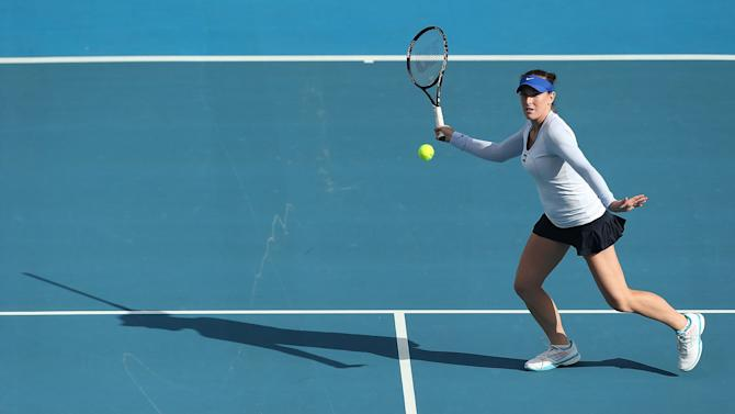 2014 Moorilla Hobart International - Day 2
