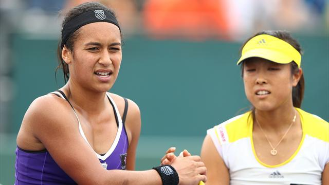 Tennis - 'Burnt out' Heather Watson will play on