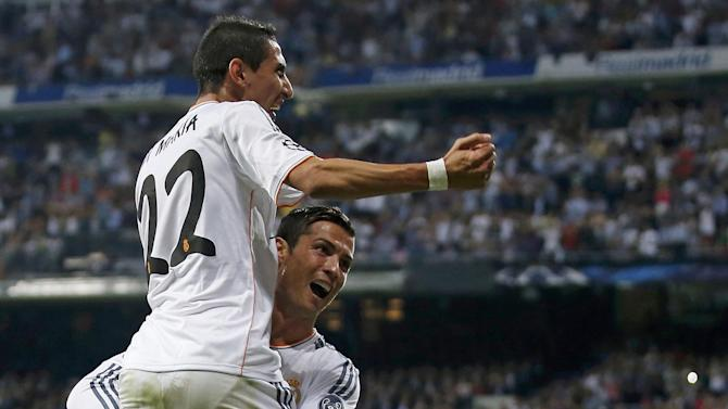 Liga - Ronaldo: I wouldn't have sold Di Maria or Alonso