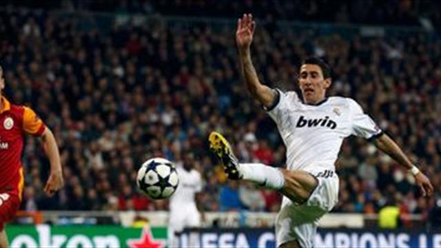 Liga - Di Maria not for sale