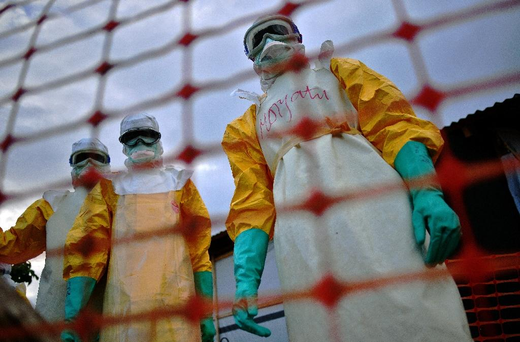 Sierra Leone releases last four people from Ebola quarantine
