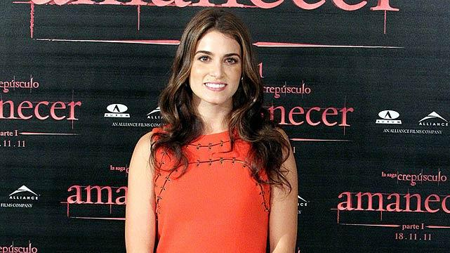 Nikki Reed Twilight Madrid Event