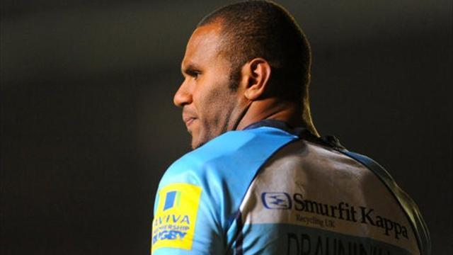 Rugby - Drauniniu commits to Warriors