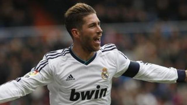 Liga - Ramos: I'd have been sent off!