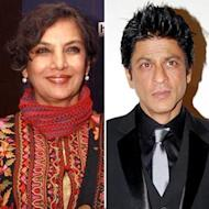 Shabana Azmi Wants Shah Rukh Khan To Play Secondary Roles