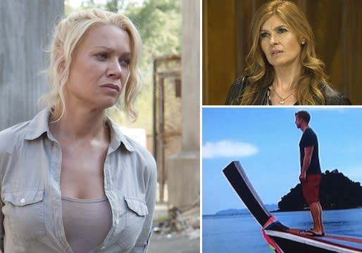 Is Walking Dead's Andrea Doomed? Is Bachelor Now Too Bawdy? Idol Anti-Guitar? And More Qs!