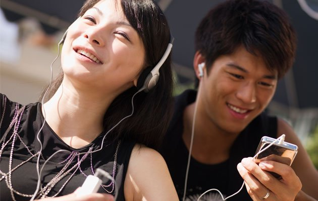 Noice-induced hearing loss is becoming more common in young Singaporeans. (Thinkstock photo)
