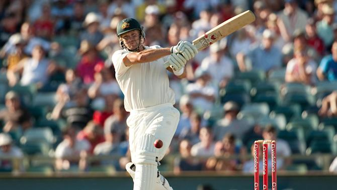 Explosive batsman Shane Watson is still waiting to pass a fitness test