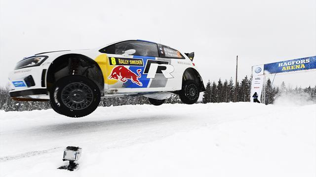 WRC - Ogier claims Volkswagen's first WRC win