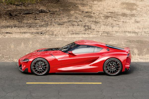 Rumored Toyota Supra Bmw Z5 Collaboration Will Be Built In