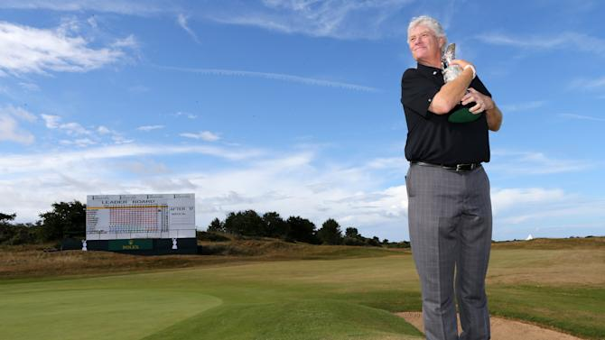Golf - Senior Open Championship - Day Five - Royal Birkdale