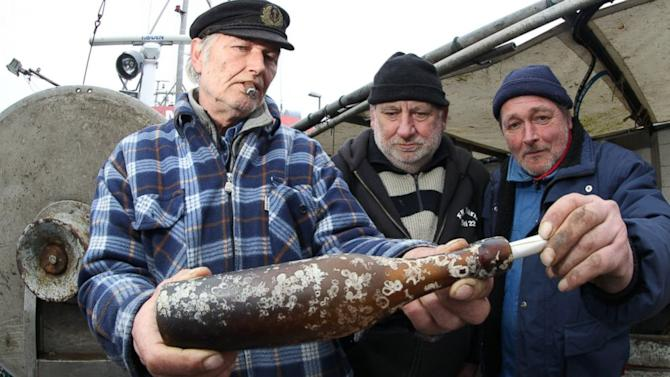 Return to Sender: 101-Year-Old Message in a Bottle Finally Arrives