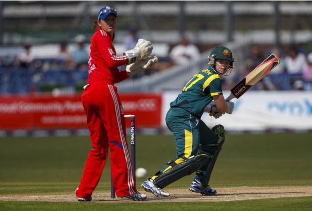Cricket - Third Women's Ashes One Day International - England Women v Australia Women - County Ground