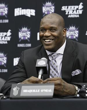 Shaq headlines college hoops Hall of Fame class