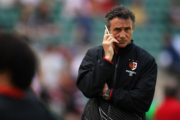 The Godfather of European rugby might take the job he has always been destined for