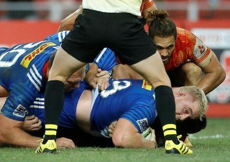 Rugby Union - Sunwolves v Stormers