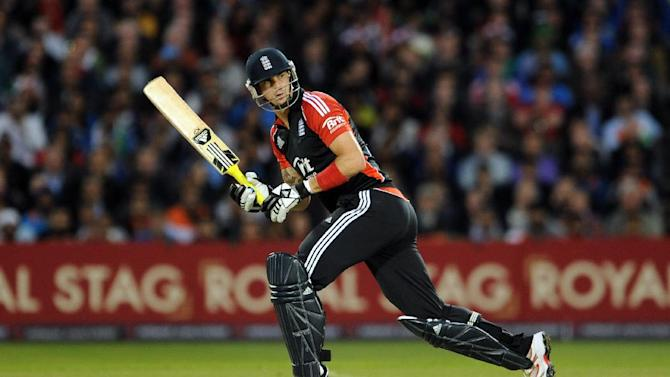 The absence of Kevin Pietersen, pictured, is a non-issue for Stuart Broad