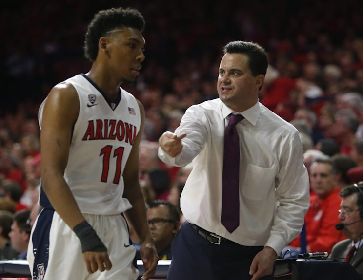 Sean Miller and Allonzo Trier (AP)