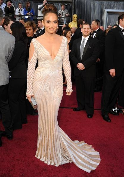 JLo at the Oscars