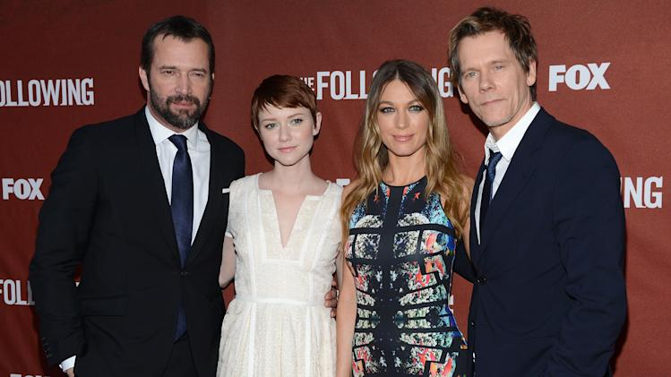 "Screening of Fox's ""The Following"" - Arrivals"