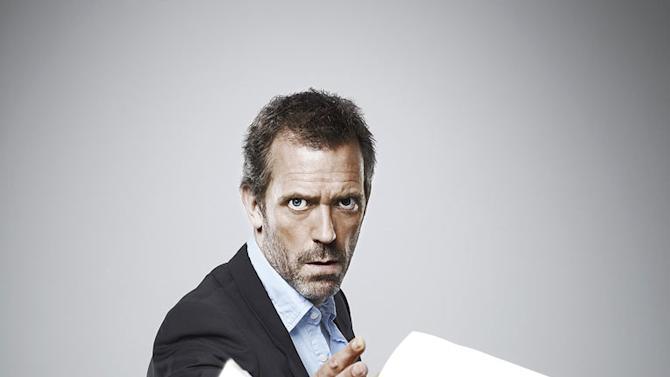 "Hugh Laurie returns as Dr. Gregory House in season 7 of ""House."""