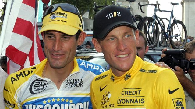 George Hincapie confesses to drug use