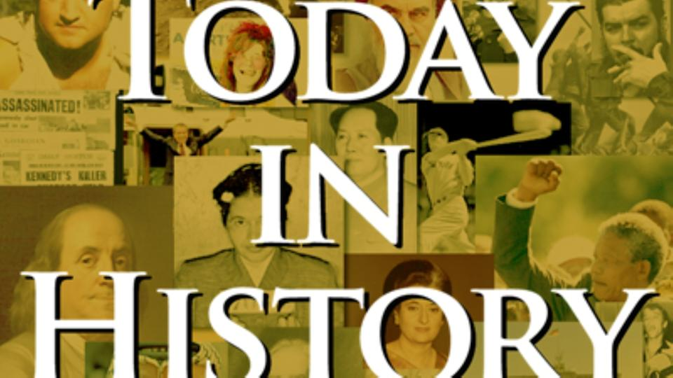 Today in History April 13