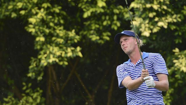 Golf - Siem dominates on day one in Morocco