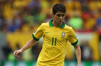Oscar: Hell will freeze over before Argentina win World Cup in Brazil