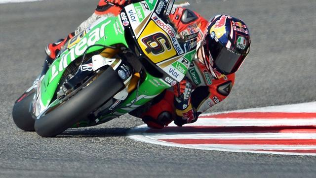 Motorcycling - Bradl confident of full fitness in finale