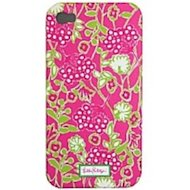 lily pulitzer bloomers iphone case