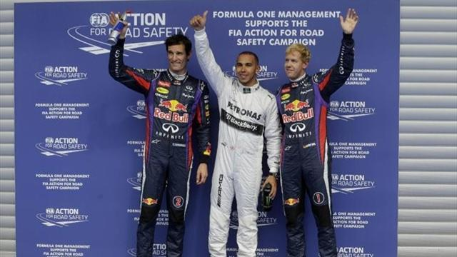 Formula 1 - What the drivers said after Spa's nailbiting qualifying