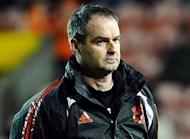 Steve Clarke, the former Liverpool assistant manager (seen here in january), was on Friday appointed as the new coach of West Brom, the club announced