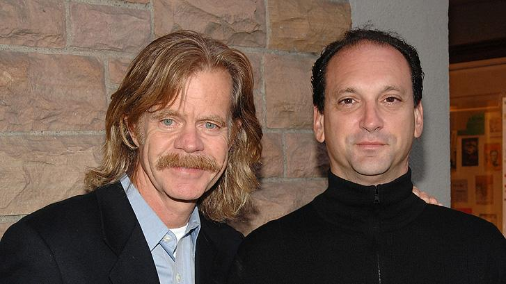 Colin Fitz Lives 2010 LA Premiere William H. Macy Robert Bella