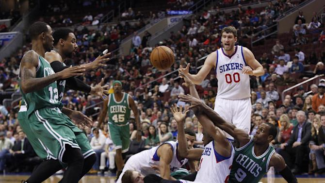 Jeff Green leads Celtics past 76ers, 114-108