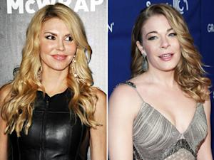 LeAnn Rimes Sends Mother's Day Flowers to Brandi Glanville, Gets Dissed
