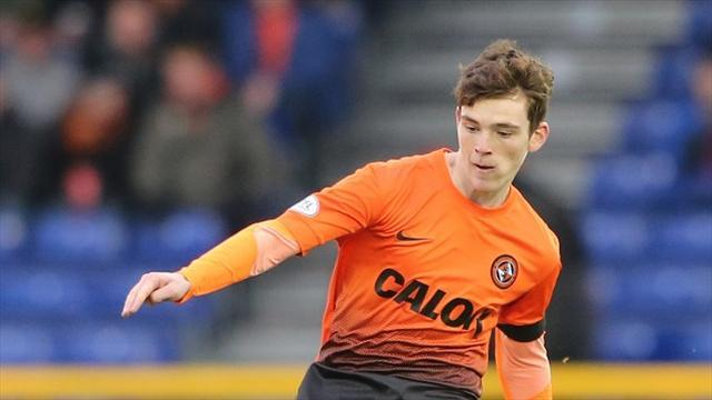 Football - Robertson relishing Scotland chance