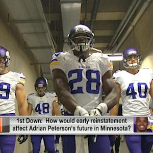 Is Minnesota still the right place for Adrian Peterson?