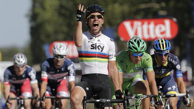 Cavendish seeks 'amicable' exit from Team Sky