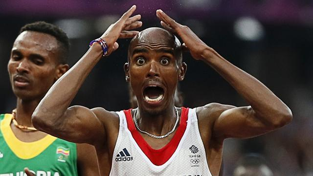 Athletics - Farah could run marathon at Rio Games