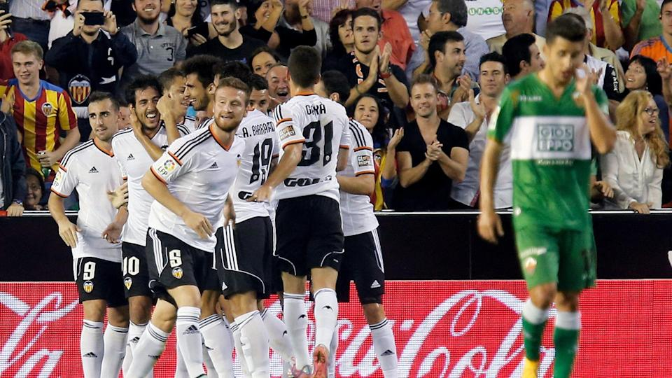 Video: Valencia vs Elche
