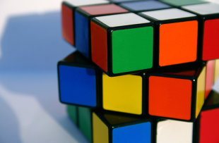 Meaningful Buyer Personas for the Buyer Journey: Consideration Stage image Rubiks Cube