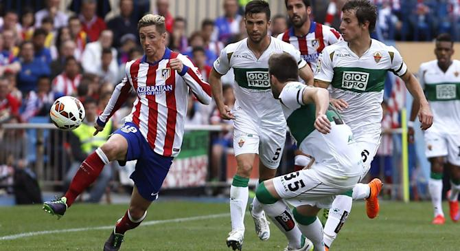 Video: Atletico Madrid vs Elche