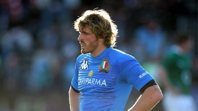 Rugby - Bergamasco set to miss Six Nations