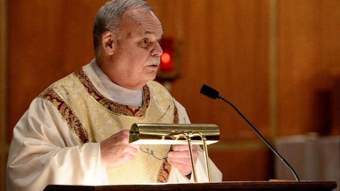 Monsignor Robert Weiss: 'I'll Always be the Newtown Priest'