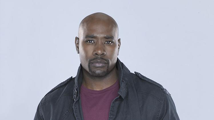 "Morris Chestnut in the ABC series ""V"""
